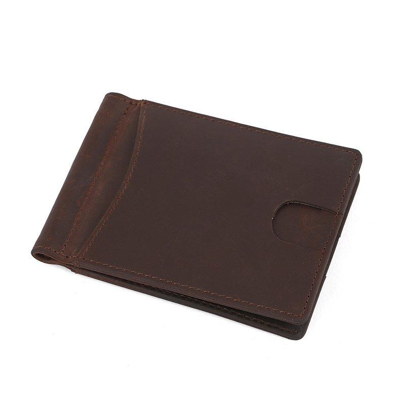 credit card wallet men's genuine leather wallet manufacturers  LT-LW002