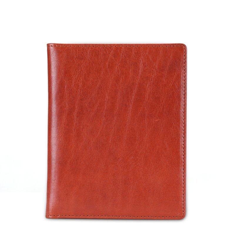Italian high-end quality real leather passport hoder cover  LT-BMP004